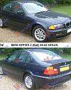 BMW SERIES 3 (E46) SDN 99-02