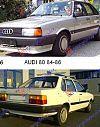 AUDI 80 CC 84-86