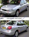 FORD MONDEO SPORT 99-00