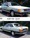 AUDI 100 82-90