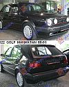 VW GOLF II MANHATAN 88-91