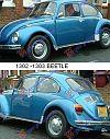 VW BEETLE 1302/1303