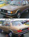 VW JETTA 79-83