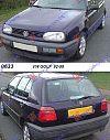 VW GOLF III 92-98