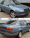 VW VENTO 92-98
