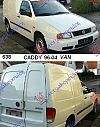 VW CADDY VAN 96-04
