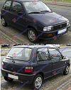 SUZUKI ALTO 95-03