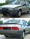 ALFA ROMEO ALFA 75 85-92