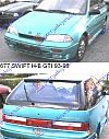SUZUKI SWIFT GTi 93-96