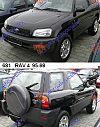 TOYOTA RAV 4 (XA10) 95-98
