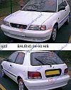 SUZUKI BALENO H/B 94-98
