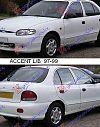 HYUNDAI ACCENT L/B 97-99