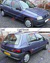 RENAULT CLIO 94-95