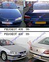 PEUGEOT 406 SDN 96-05