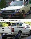 VW P/U TARRO 2WD 89-97