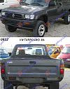 VW P/U TARRO 4WD 89-97