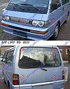 MITSUBISHI L300 BUS 88-04