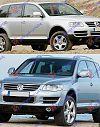 VW TOUAREG 03-10