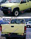 NISSAN P/U (D21) 2WD-4WD 92-97