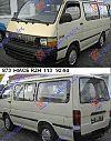 TOYOTA HI-ACE (RZH 113) 92-96