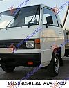 MITSUBISHI L300 PICK-UP 86-88