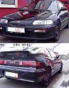 HONDA CRX 90-92
