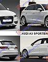 AUDI A3 3D/SPORTBACK 12-16