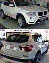 BMW X3 (F25) 11-14