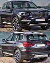 BMW X3 (G01) 17-
