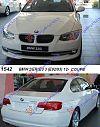 BMW SERIES 3 (E92/93) COUPE/CABRIO 11-13