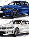 BMW SERIES 3 (G20) SDN 18-