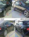 BMW SERIES 6 (E63/64) COUPE/CABRIO 04-11