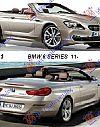 BMW SERIES 6 (F13/12) COUPE/CABRIO 11-15