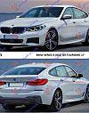 BMW SERIES 6 (G32) GR. TOURISMO 17-