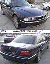 BMW SERIES 7 (E38) 95-02