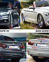 BMW SERIES 4 (F32/36/33/) COUPE/GRAN COUPE/CABRIO
