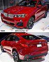 BMW X4 (F26) 14-18
