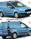 FORD TRANSIT/TOURNEO COURIER 13-