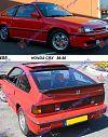 HONDA CRX 86-90