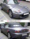 HONDA S2000 01-09