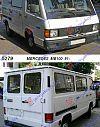 MERCEDES MB100 91-96