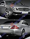 MERCEDES CLS (W219) COUPE 08-10