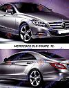 MERCEDES CLS (W218) COUPE 10-14