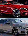 MERCEDES CLS (C257) COUPE 18-
