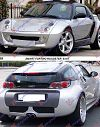SMART FORTWO ROADSTER 03-07