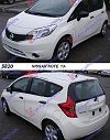NISSAN NOTE 13-