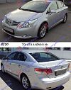 TOYOTA AVENSIS (T27) 08-12
