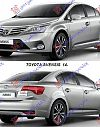 TOYOTA AVENSIS (T27) 12-15