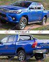 TOYOTA HI-LUX 2WD/4WD 15-