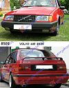 VOLVO 440/460 89-96
